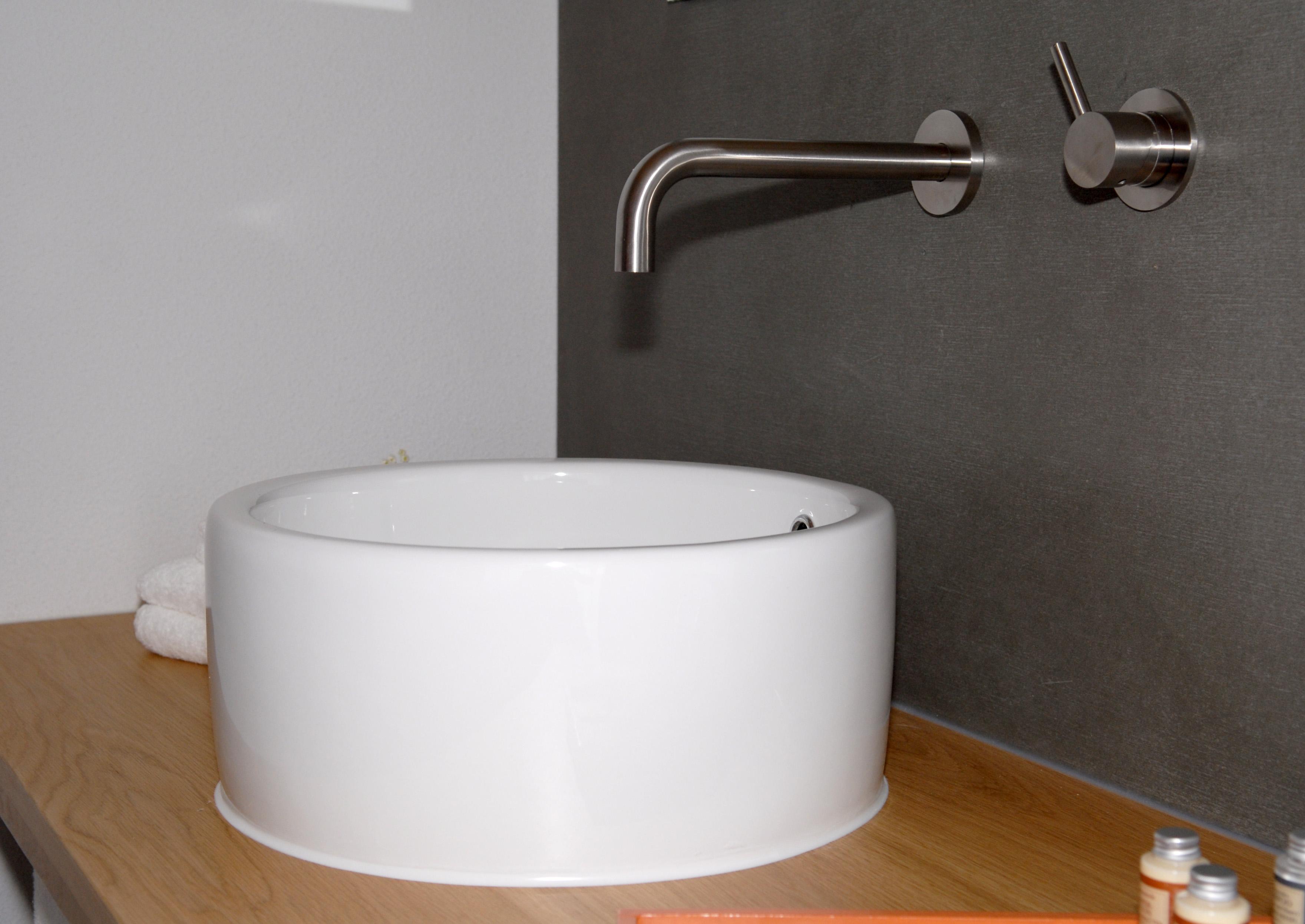Toilet Beton Cire : Wohnen mit beton beton cire wand boden